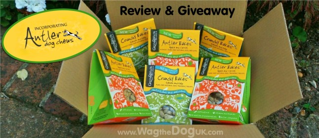 Review and Giveaway for antler bakes