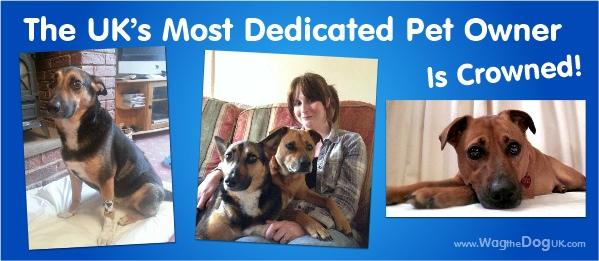 uk's dedicated pet owner winner