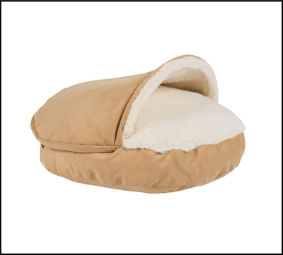 enter to win a cozy cave dog bed - Cozy Cave Dog Bed
