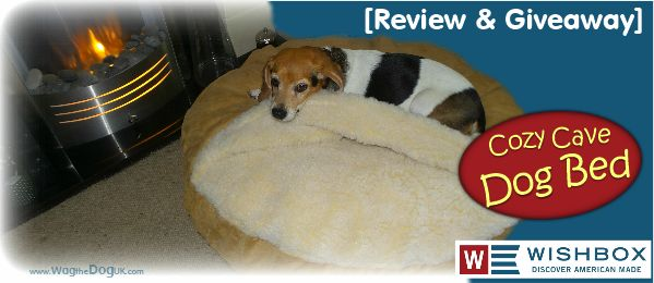 cozy cave dog bed giveaway