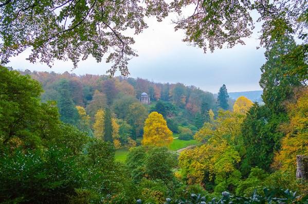 Stourhead Estate, Wiltshire - The Trees