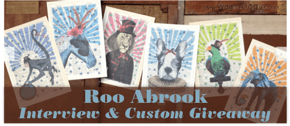 roo abrook interview