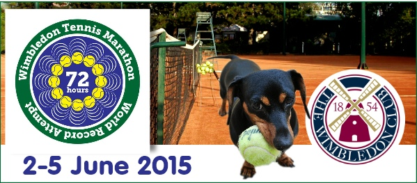 wimbledon tennis marathon cover