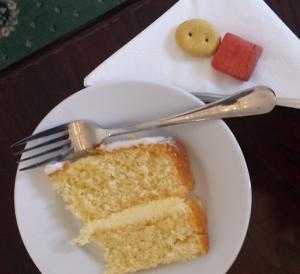 dog friendly cornwall cake