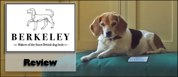 berkerly dog bed review