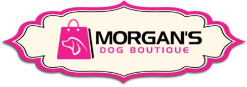 morgan's logo for dog tags