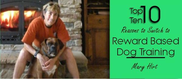reward based dog training cover 2