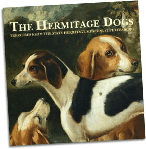 Hermitage Dogs book
