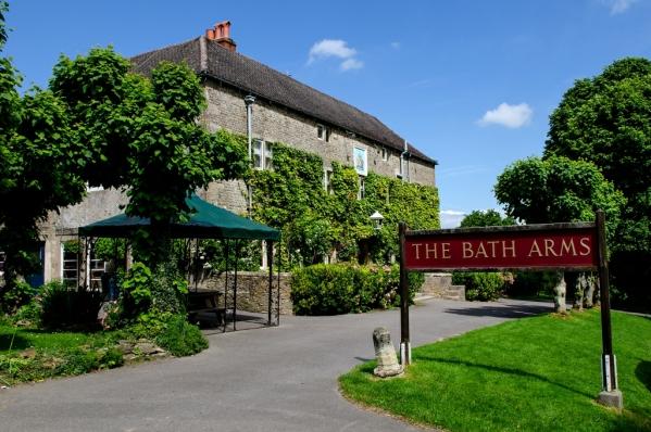 Wiltshire The Bath Arms