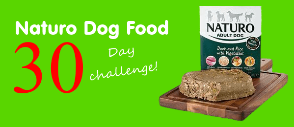 naturo dog food cover