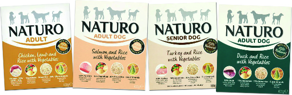 naturo dog food