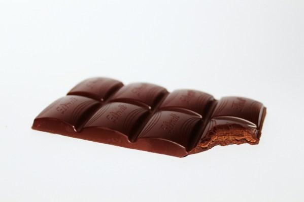 Most Toxic Dog chocolate