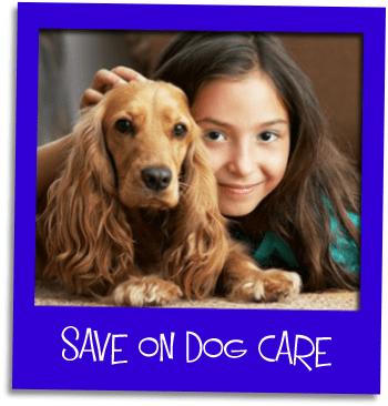 save on dog care grid