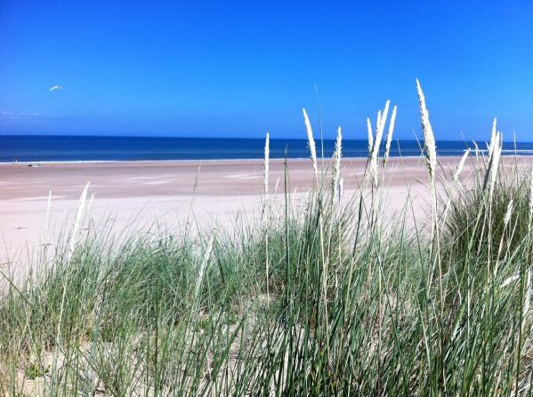 Holkham beach Norfolk Coast