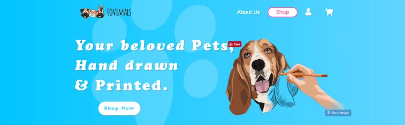 dog lovers lovimals