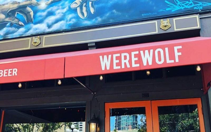 werewolf dog friendly r