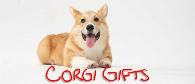 corgi gifts