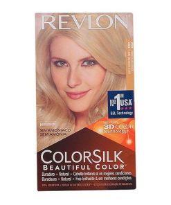 Tinta Sem Amoníaco Colorsilk Revlon Loiro cinza