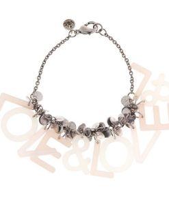 Bracelete feminino V&L VJ0311BR