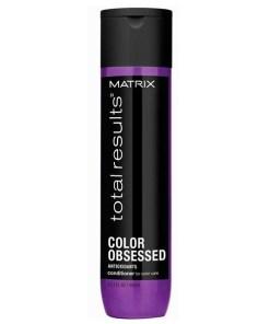 Amaciador para Cabelos Tingidos Total Results Color Obsessed Matrix (300 ml)