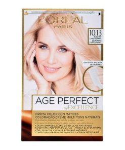 Tinta Permanente Antienvelhecimento Excellence Age Perfect L'Oreal Expert Professionnel Blonde