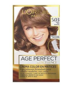 Tinta Permanente Excellence Age Perfect L'Oreal Expert Professionnel