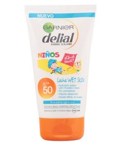 Leite Solar Sensitive Advanced Delial SPF 50 (150 ml)