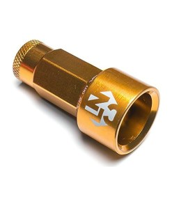 Tampa Foliatec 19mm Magnético Ouro (1 uds)