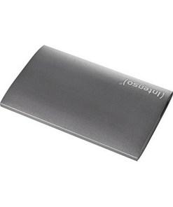 Disco Duro Externo INTENSO 3823450 SSD 512 GB Antracite