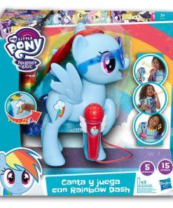 My Little Pony Hora de Ser Genial Rainbow Dash Hasbro