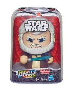 Mighty Muggs Star Wars - Obi Wan Hasbro