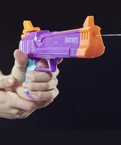 Pistola de Água Nerf Super Soaker Hc-e Hasbro 6875E Roxo