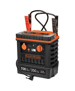 Arrancador Black & Decker JS700TKCB Compressor 350A