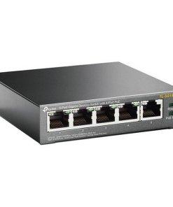 Switch de mesa TP-Link SG1005P LAN PoE Cinzento