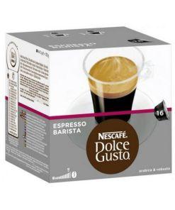 Cápsulas de café Nescafé Dolce Gusto 91414 Espresso Barista (16 uds)