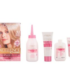 Tinta Permanente Excellence L'Oreal Expert Professionnel N 9,1