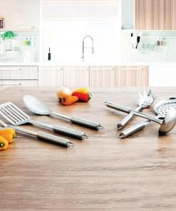 Espátula Quid Kitchen Renova Aço inoxidável (33,5 x 7,5 x 3,5 cm)