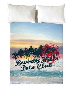 Conjunto de Lençóis Beverly Hills Polo Club Hawaii (Cama de 135)