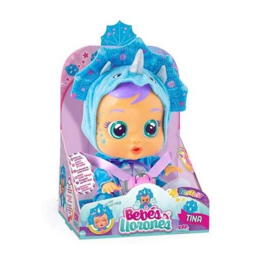 Boneco Bebé Cry Babies Fantasy Tina IMC Toys