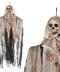 Esqueleto Suspenso (90 cm) Castanho