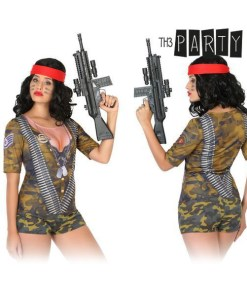 Camisola para adultos Th3 Party 8218 Camuflagem