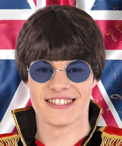 Peruca Ringo Castanho