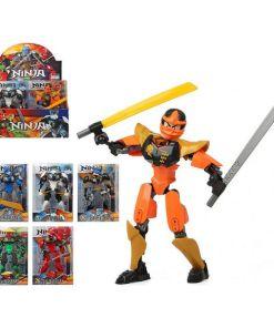 Figuras de Ação Ninja 117389