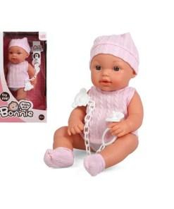 Boneco Bebé Bonnie Cor de rosa 110005
