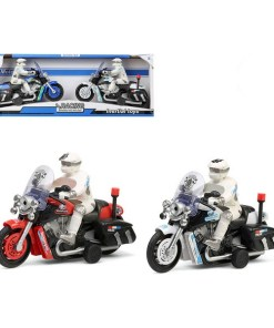 Conjunto veículos 112718 Motocicleta (2 Uds)