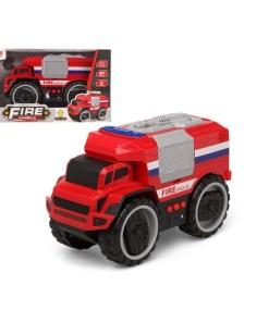 Camião de Bombeiros Rescue Vermelho 113708
