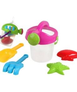 Conjunto de brinquedos de praia (5 pcs)