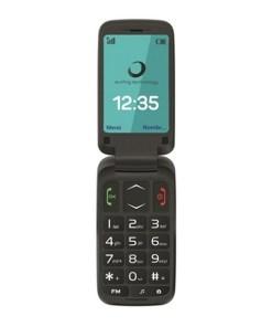 "Telefone Telemóvel BRIGMTON BTM-5 2,4"" TFT Bluetooth FM Preto"