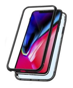 Capa Iphone Xr KSIX Magnetic Preto