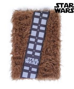 Caderno de Notas Chewbacca Star Wars Castanho